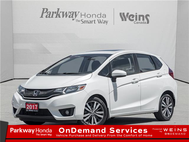 2017 Honda Fit EX (Stk: 17374A) in North York - Image 1 of 23