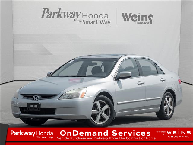2005 Honda Accord EX-L (Stk: D1049A) in North York - Image 1 of 20