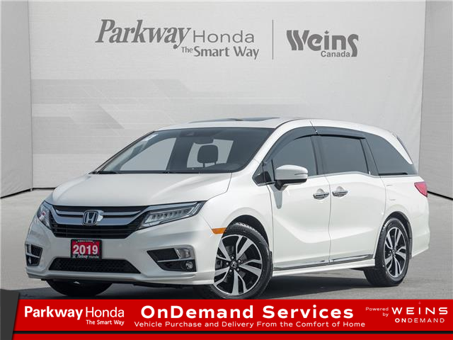 2019 Honda Odyssey Touring (Stk: 17403A) in North York - Image 1 of 28