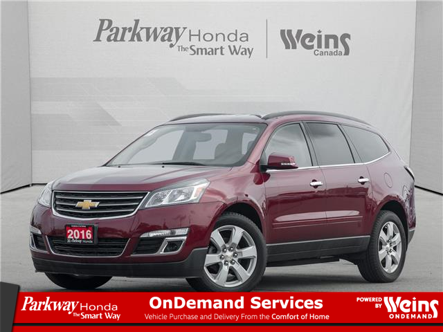 2016 Chevrolet Traverse 1LT (Stk: G1009A) in North York - Image 1 of 20
