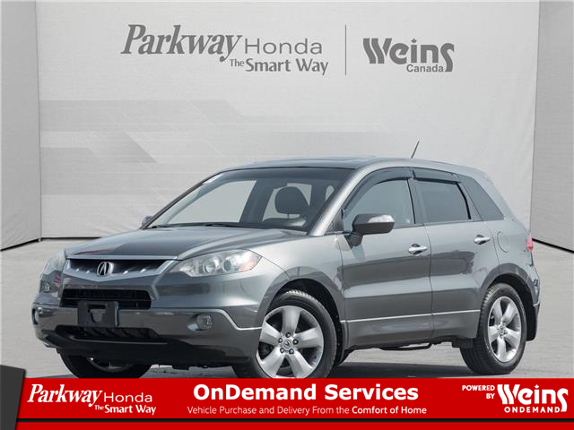 2008 Acura RDX Base (Stk: E1010A) in North York - Image 1 of 22