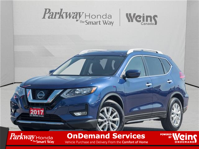 2017 Nissan Rogue SV (Stk: 17414A) in North York - Image 1 of 19