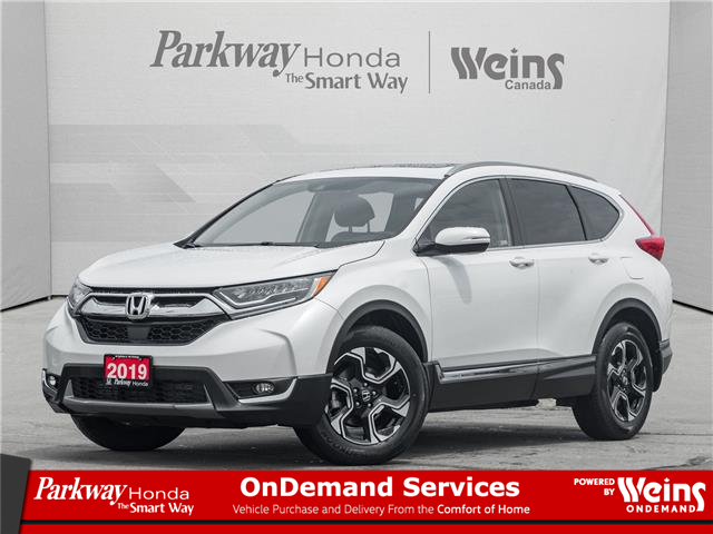 2019 Honda CR-V Touring (Stk: 17431A) in North York - Image 1 of 24