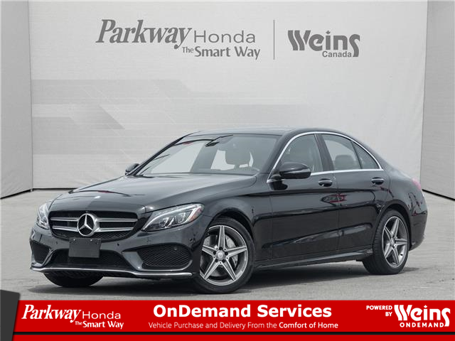 2017 Mercedes-Benz C-Class Base (Stk: C2001A) in North York - Image 1 of 24