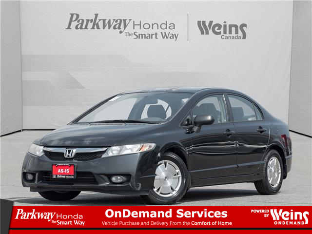 2009 Honda Civic DX-G (Stk: C2028A) in North York - Image 1 of 19