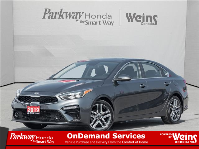 2019 Kia Forte EX+ (Stk: 2310027A) in North York - Image 1 of 22