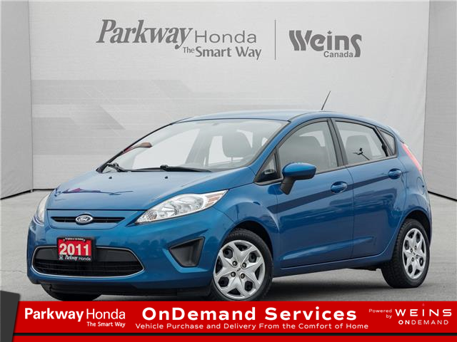 2011 Ford Fiesta SE (Stk: F1279AA) in North York - Image 1 of 18