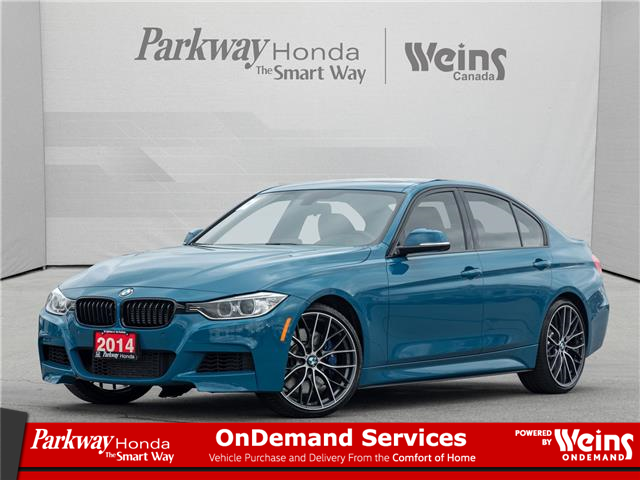 2014 BMW 335i xDrive (Stk: 23T10145A) in North York - Image 1 of 25