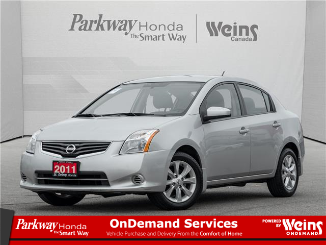 2011 Nissan Sentra  (Stk: F1273A) in North York - Image 1 of 19