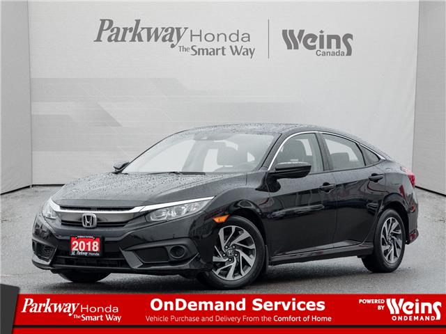 2018 Honda Civic SE (Stk: 2310080A) in North York - Image 1 of 21