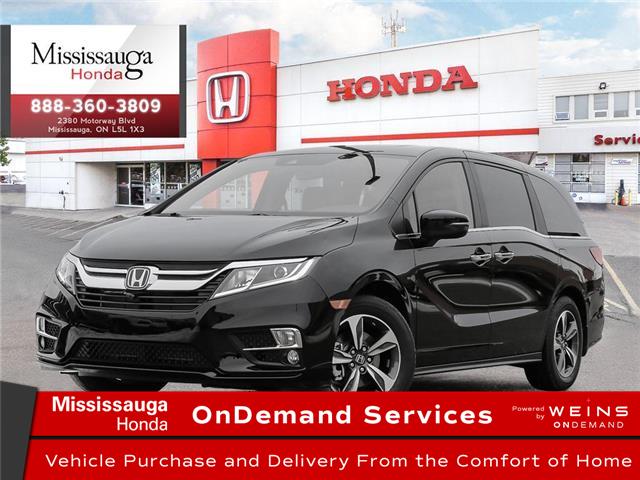 2020 Honda Odyssey EX-L Navi (Stk: 327510) in Mississauga - Image 1 of 24