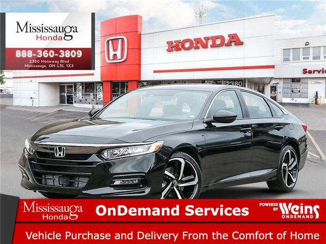 2020 Honda Accord Sport 2.0T (Stk: 327504) in Mississauga - Image 1 of 23