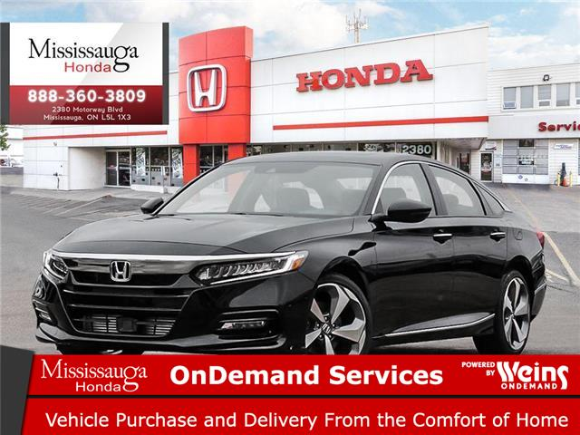 2020 Honda Accord Touring 1.5T (Stk: 327557) in Mississauga - Image 1 of 23