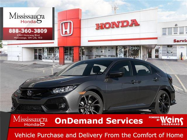 2020 Honda Civic Sport (Stk: 327654) in Mississauga - Image 1 of 22
