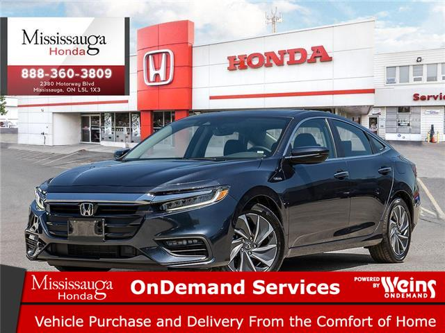 2020 Honda Insight Touring (Stk: 327711) in Mississauga - Image 1 of 23
