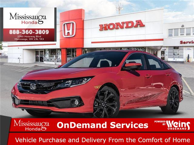 2020 Honda Civic Sport (Stk: 327865) in Mississauga - Image 1 of 21