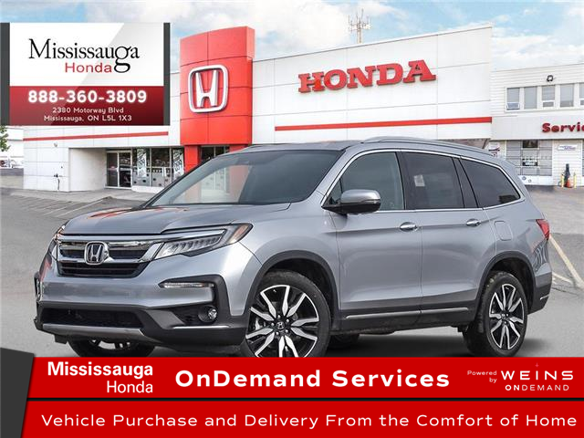2020 Honda Pilot Touring 7P (Stk: 327870) in Mississauga - Image 1 of 23