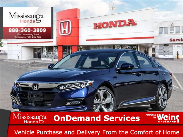 2020 Honda Accord Touring 1.5T (Stk: 327914) in Mississauga - Image 1 of 23