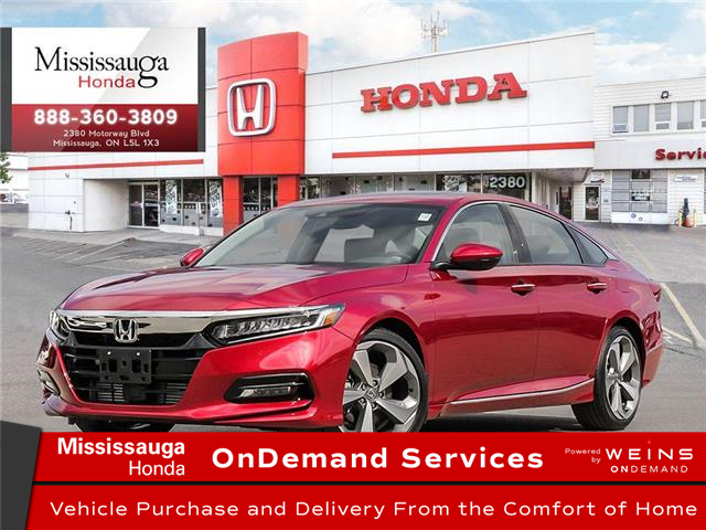 2020 Honda Accord Touring 1.5T (Stk: 327915) in Mississauga - Image 1 of 23