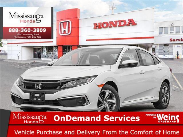 2020 Honda Civic LX (Stk: 327930) in Mississauga - Image 1 of 23