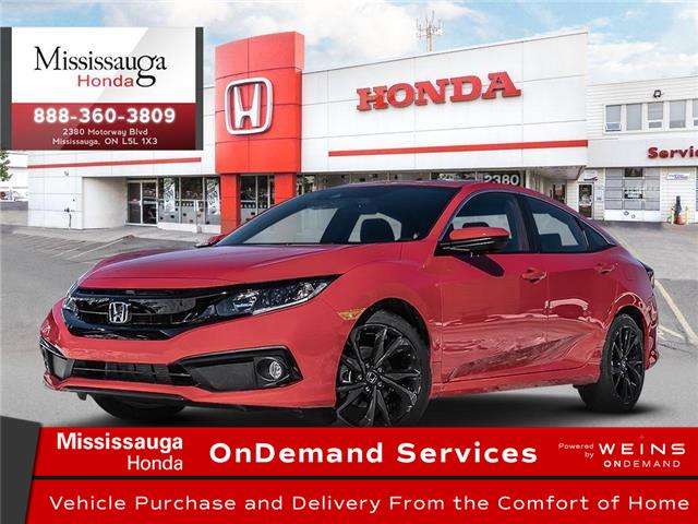 2020 Honda Civic Sport (Stk: 328002) in Mississauga - Image 1 of 21