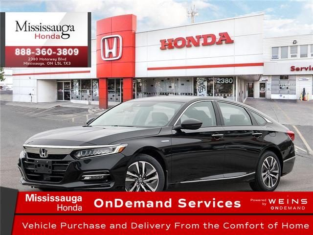 2020 Honda Accord Hybrid Base (Stk: 328038) in Mississauga - Image 1 of 23