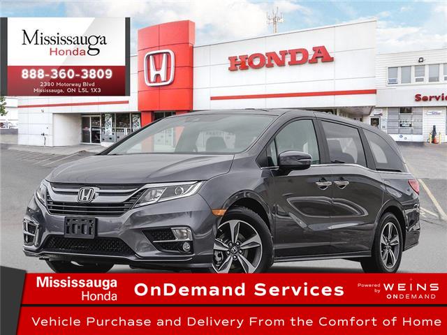 2020 Honda Odyssey EX-L RES (Stk: 327160) in Mississauga - Image 1 of 23