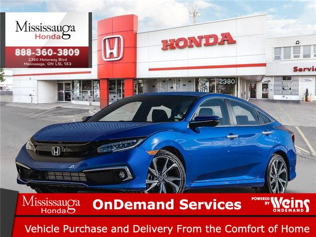 2020 Honda Civic Touring (Stk: 327400) in Mississauga - Image 1 of 23