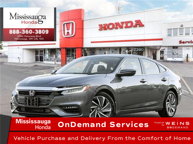 2020 Honda Insight Touring (Stk: 328135) in Mississauga - Image 1 of 23