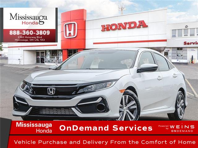 2020 Honda Civic LX (Stk: 328131) in Mississauga - Image 1 of 23