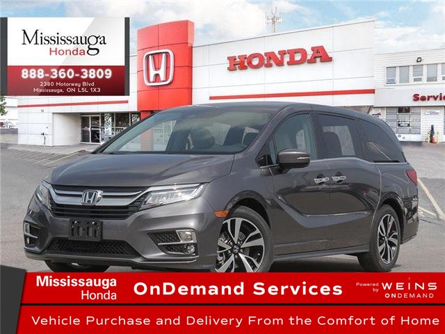 2020 Honda Odyssey Touring (Stk: 328127) in Mississauga - Image 1 of 23