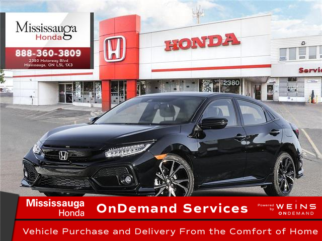 2020 Honda Civic Sport Touring (Stk: 328145) in Mississauga - Image 1 of 23