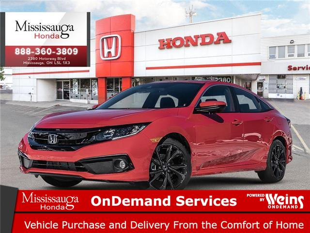 2020 Honda Civic Sport (Stk: 328239) in Mississauga - Image 1 of 21
