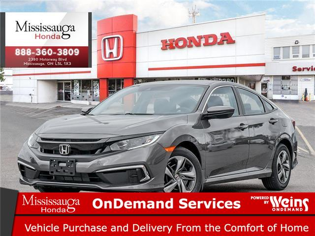 2020 Honda Civic LX (Stk: 328217) in Mississauga - Image 1 of 23