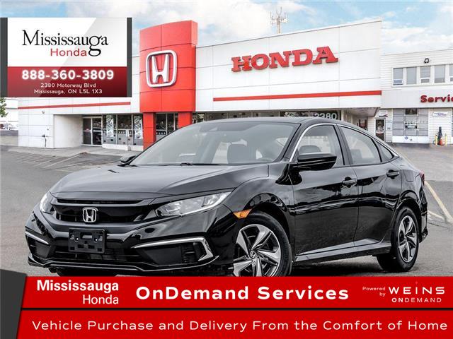 2020 Honda Civic LX (Stk: 328335) in Mississauga - Image 1 of 23