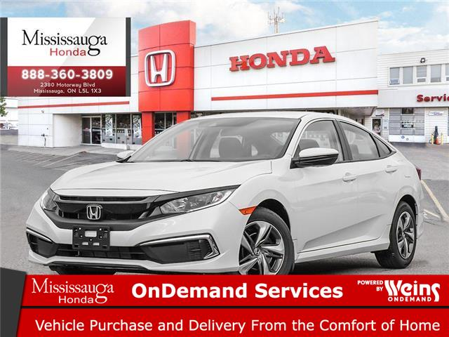 2020 Honda Civic LX (Stk: 328357) in Mississauga - Image 1 of 23