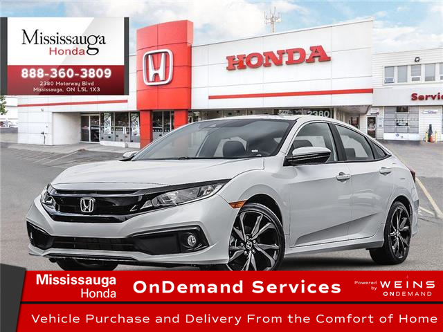 2020 Honda Civic Sport (Stk: 328430) in Mississauga - Image 1 of 23