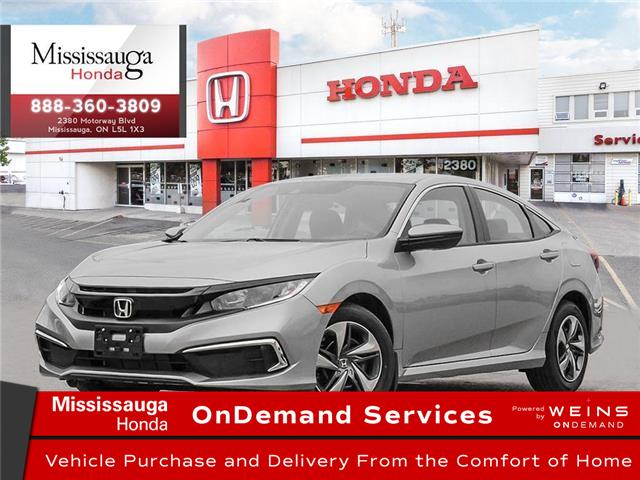2020 Honda Civic LX (Stk: 328527) in Mississauga - Image 1 of 23