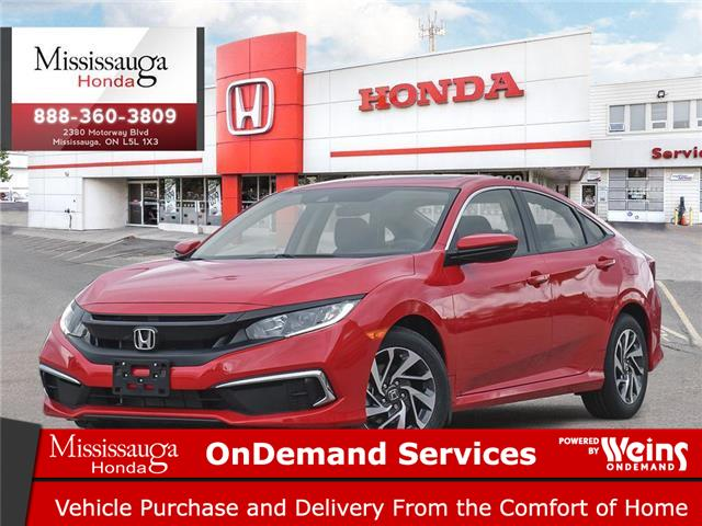 2020 Honda Civic EX w/New Wheel Design (Stk: 328544) in Mississauga - Image 1 of 23