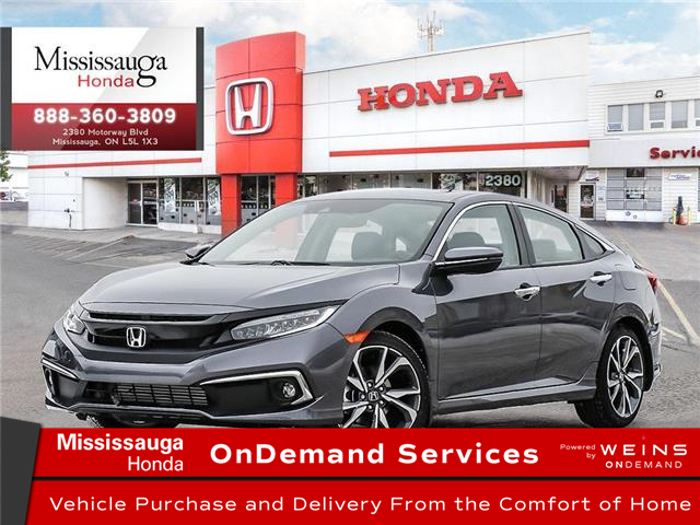 2020 Honda Civic Touring (Stk: 328567) in Mississauga - Image 1 of 23