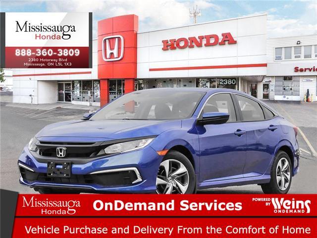 2020 Honda Civic LX (Stk: 328630) in Mississauga - Image 1 of 23