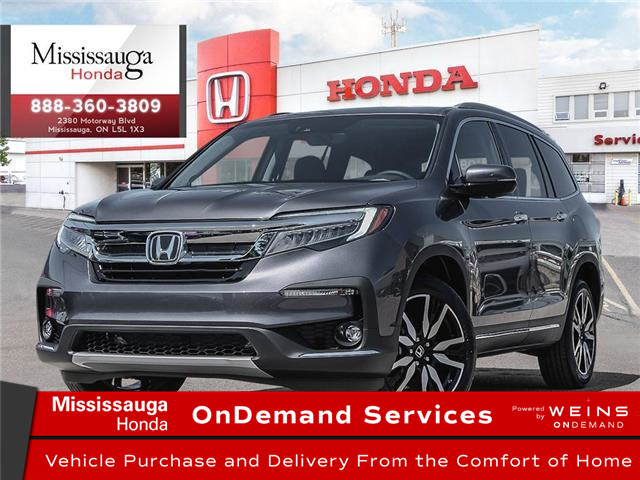 2021 Honda Pilot Touring 7P (Stk: 328636) in Mississauga - Image 1 of 21