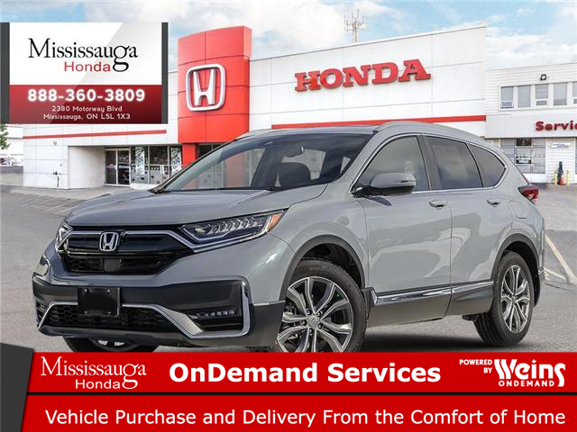 2020 Honda CR-V Touring (Stk: 328640) in Mississauga - Image 1 of 21