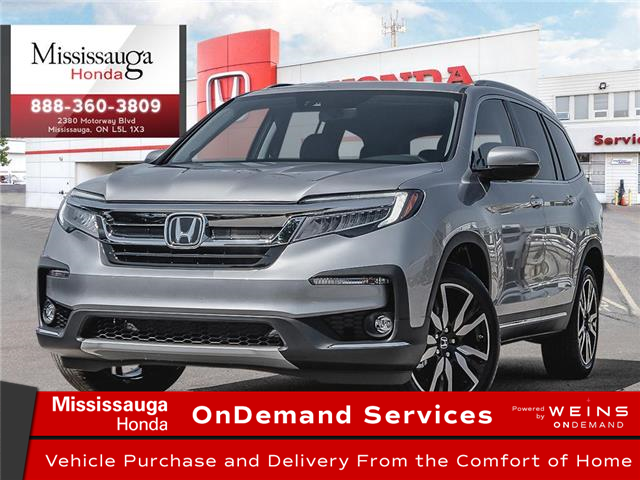 2021 Honda Pilot Touring 8P (Stk: 328647) in Mississauga - Image 1 of 23