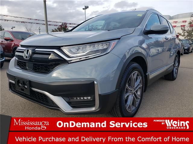 2020 Honda CR-V Touring (Stk: HC2766) in Mississauga - Image 1 of 24