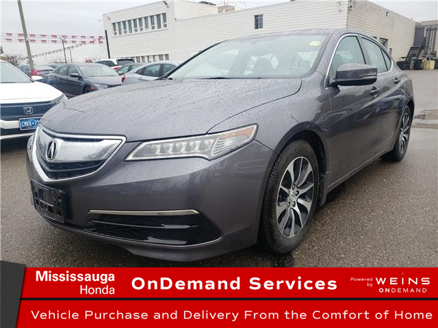 2017 Acura TLX Base (Stk: 328508A) in Mississauga - Image 1 of 20