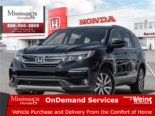 2021 Honda Pilot EX (Stk: 328689) in Mississauga - Image 1 of 20