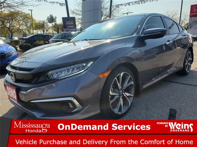 2020 Honda Civic Touring (Stk: 327440) in Mississauga - Image 1 of 26