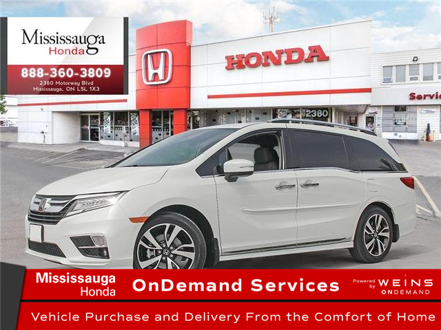 2020 Honda Odyssey Touring (Stk: 328624) in Mississauga - Image 1 of 23
