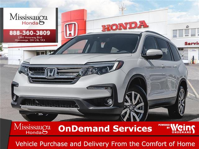 2021 Honda Pilot EX (Stk: 328759) in Mississauga - Image 1 of 20